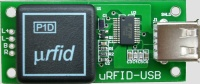 rfid reader writer with usb port